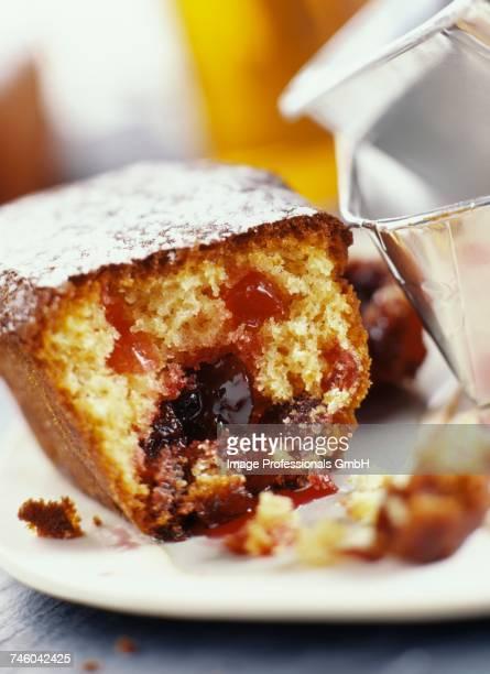 two cherry cake