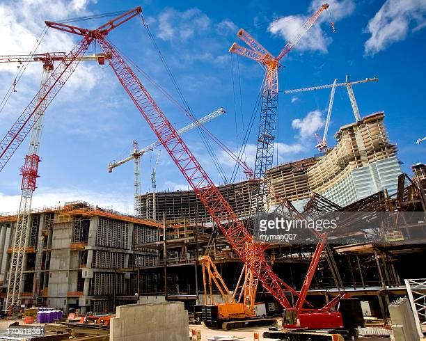 Konstruktion der Cranes