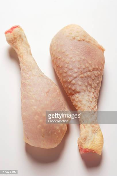 Two corn-fed poularde legs