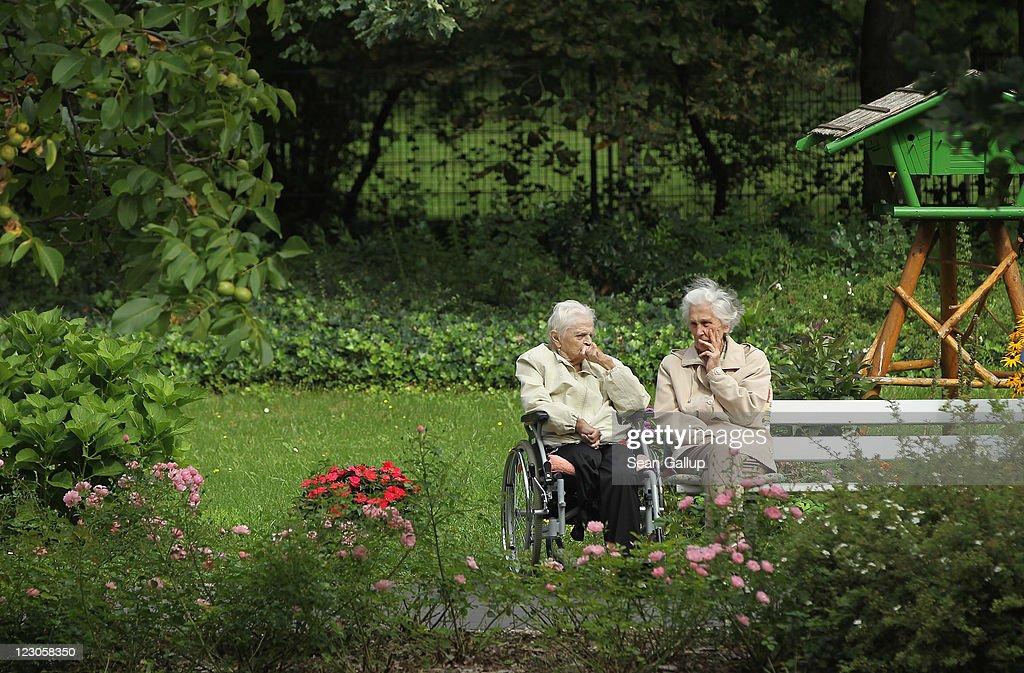 Berlin Senior Citizens 39 Week Getty Images