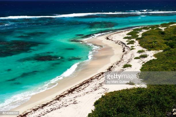 Two Foot Bay Beach, Barbuda, Antigua & Barbuda