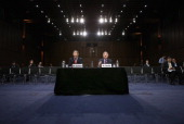 Two former chairmen of the Council of Economic Advisers Austan Goolsbee and Michael Boskin testify before the Congressional Joint Ecoomic Committee...
