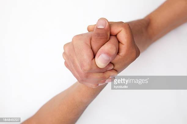 Poignée de main de l'Amitié