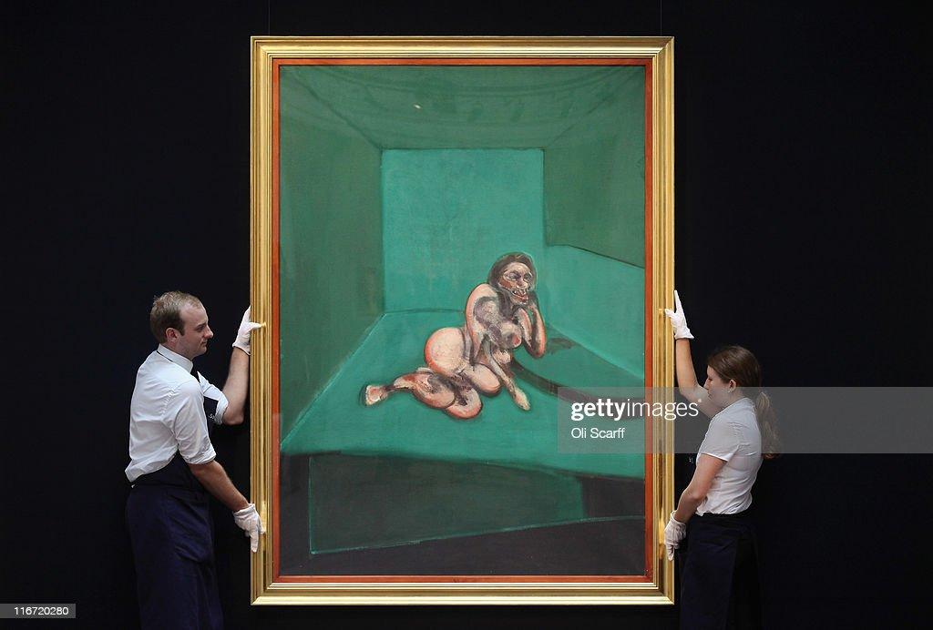 Contemporary art auction house london
