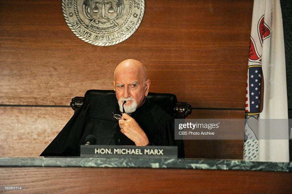 'Two Girls, One Code' --Emmy Award-nominated actor Dominic Chianese guest stars as a veteran judge with an uncanny knowledge of computer programming, on THE GOOD WIFE, Sunday Oct 14 (9:00-10:00 PM, ET/PT) on the CBS Television Network.