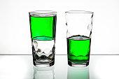 Half empty or half full - pessimism or optimism