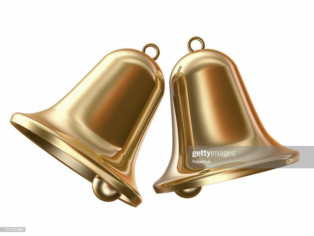 Oro Campane : Foto stock