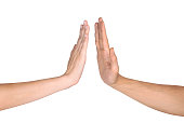 Two Hands Positions