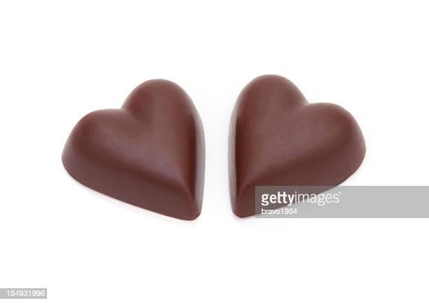 Dois corações.