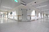 Two hospital floors