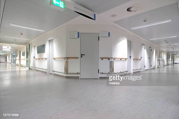 Two hospital floors