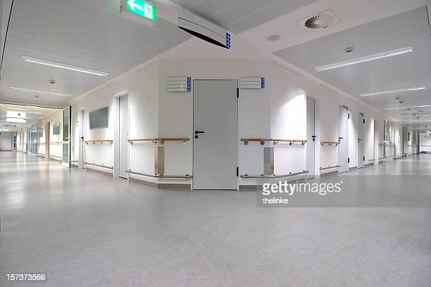 Zwei hospital Etagen