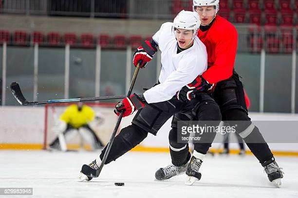 アイスホッケー選手 Dueling 2