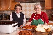 Two Italian Sisters