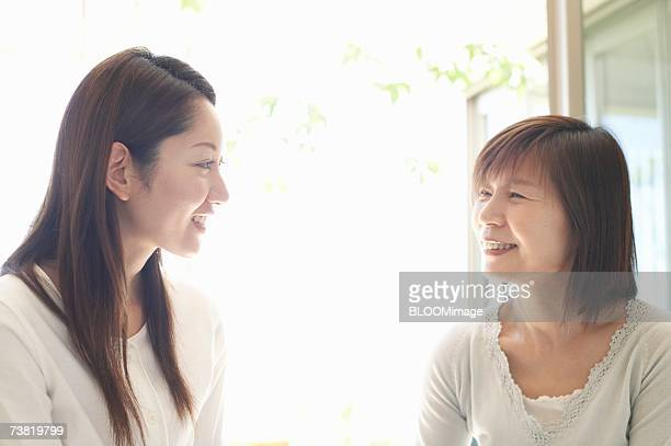 Two Japanese women