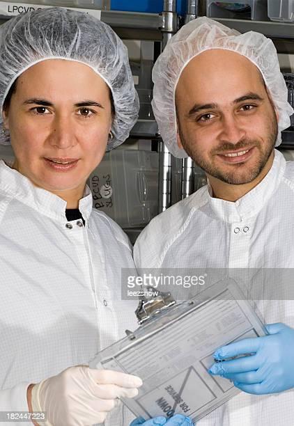 Tecnici di laboratorio con Appunti