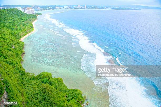 Two Lovers Point in Guam