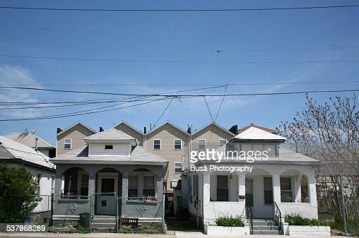 Two low-income one family houses in Queens, NYC