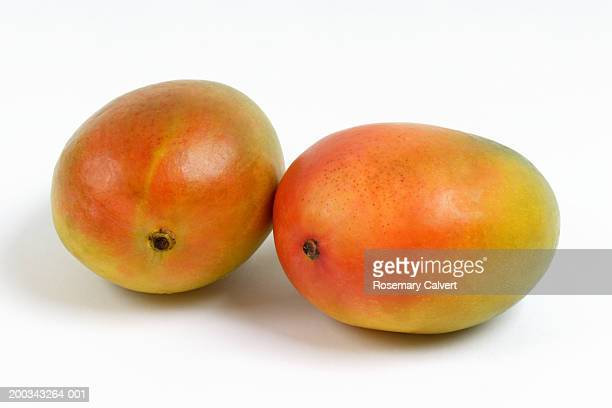 Two mangoes