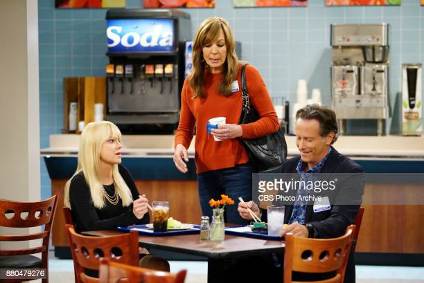 'Two Many Hippies and Huevos Rancheros' Christy and Bonnie rally around Marjorie when her husband has a stroke on MOM Thursday Date on the CBS...
