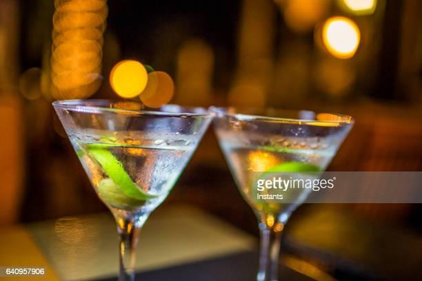 Zwei martinis