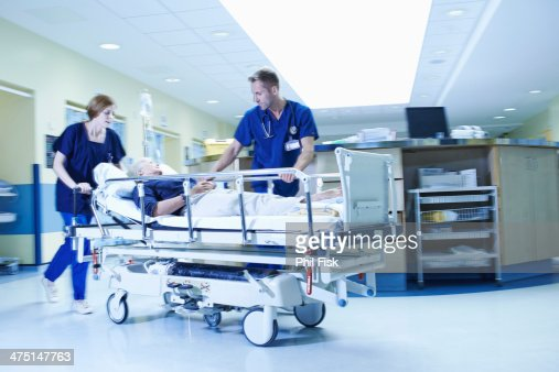 essay hospital emergency room
