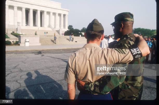 homosexuals in the united states military essay We colonials: sodomy laws in america the united states stood virtually alone among western nations in or, in states where gays had little public.