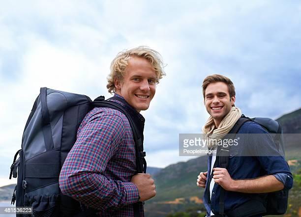 Deux hommes de l'aventure