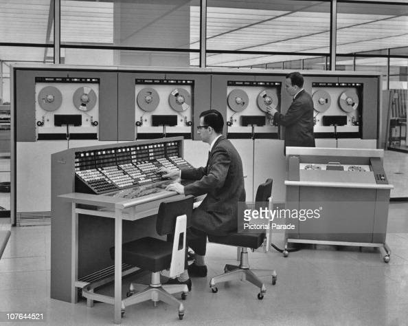 Mainframe Computer Pictures | Getty Images
