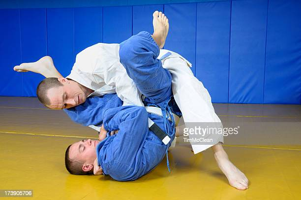 Jujitsu sparring artes marciales