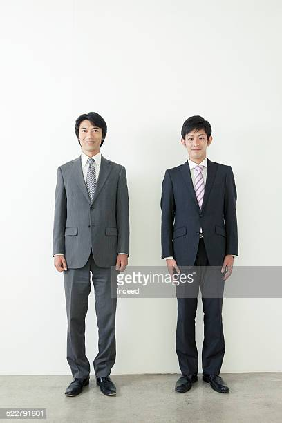Two men who stand