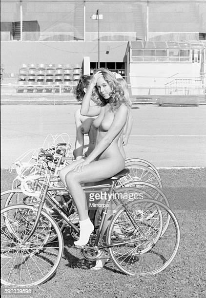 bike racing nude girls