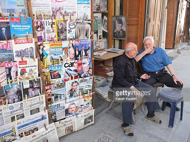 Image result for bookshop with two men