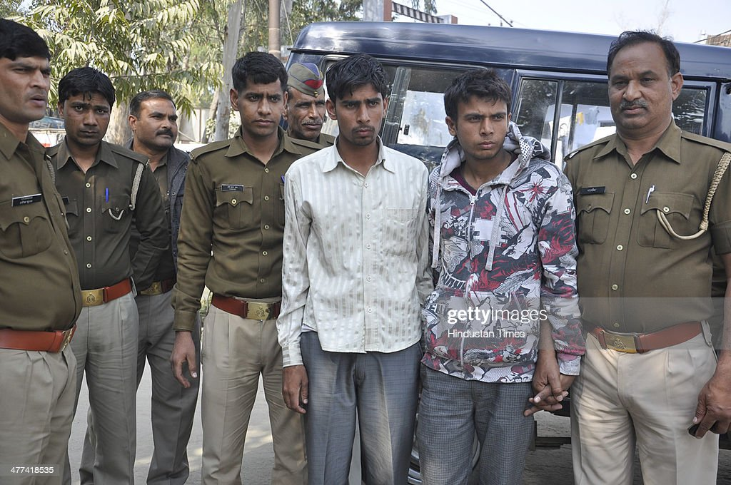 Two persons were arrested by police on Sunday after they kidnapped and later murdered a 4yearold boy at Murad Nagar on March 9 2014 in Ghaziabad...