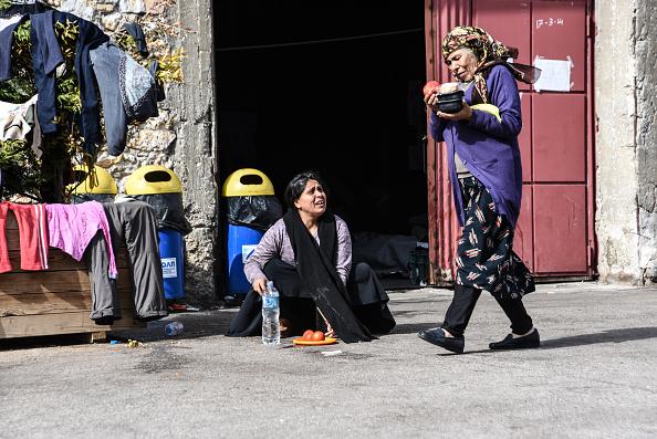 Refugee crisis in Piraeus, Greece