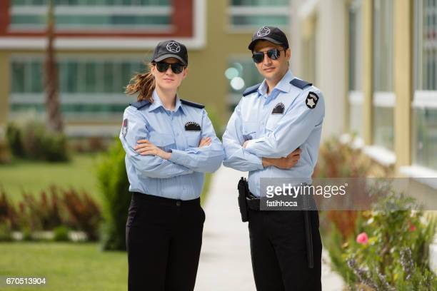 Two Security Guard