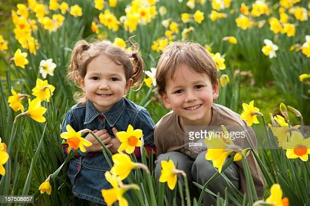 Frühling für Kinder