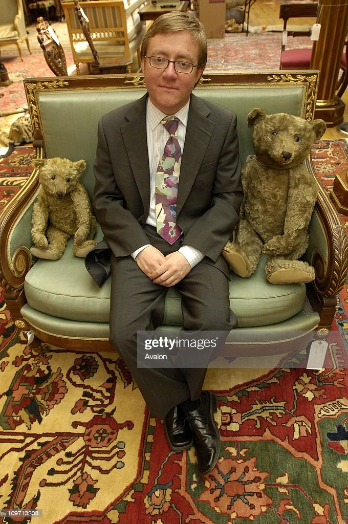 Two Steiff Teddy Bears dating from the start of the early 1900's and which were found abandoned in skips are to be auctioned by Christie's of South...