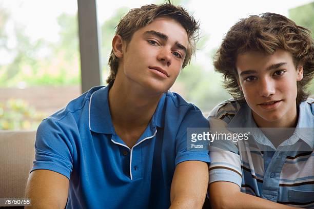 Two Teenage Friends