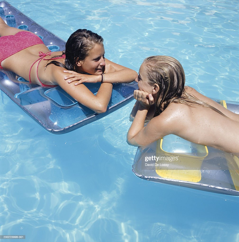 Teen Pool Float Stock Photos and Pictures | Getty Images