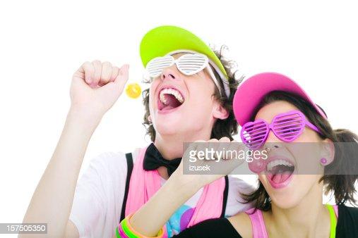 Free Teens Singing 7