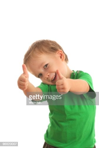two thumbs up stock photo getty images