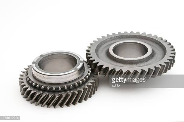 Two Transmission Gears