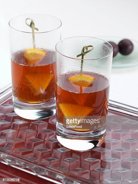 Two Winter Pimms