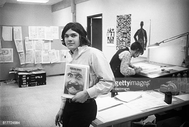 Two years ago Jann Wenner couldn't make enough money freelancing rock'n'roll articles so he followed the 'path of least resistance' and started his...