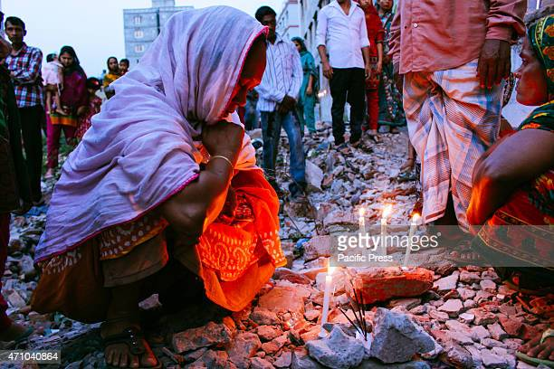 Two years have passed since the collapse of the Rana Plaza at Savar The official death toll is about 1200 people though local people says the death...