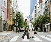 Ginza, Chuo Ward, Tokyo, Japan, Sep 2004