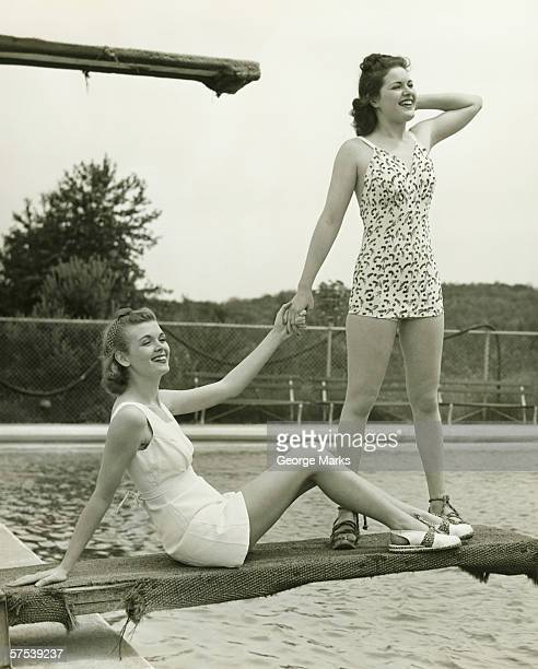 Vintage Swimming Pool Stock Photos And Pictures