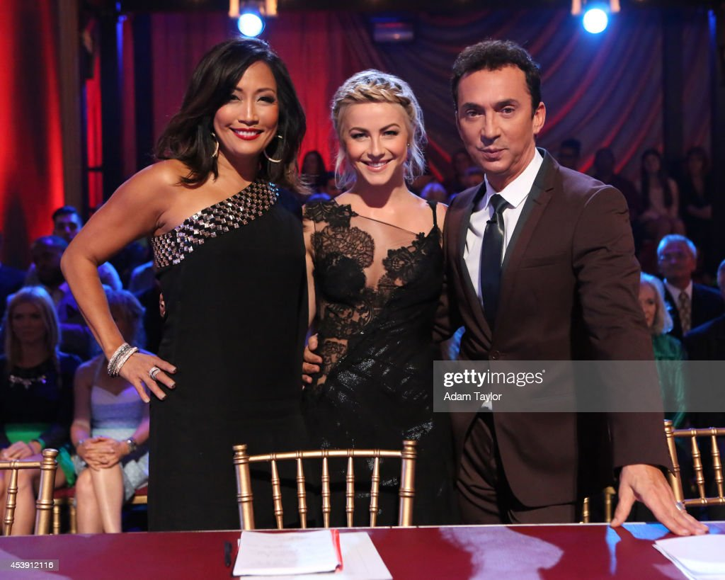 STARS Twotime 'Dancing' champion actress musician and Emmynominated choreographer Julianne Hough returns to the ballroom as a fourth judge on this...