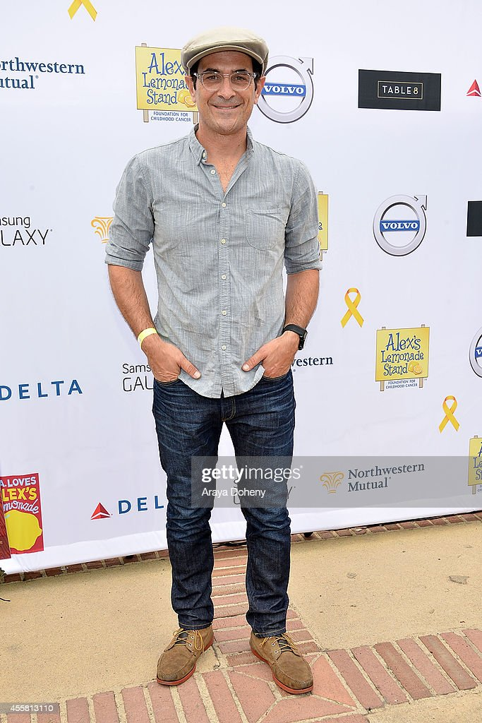 Ty Burrell attends the 5th Annual LA Loves Alex's Lemonade Annual Fundraiser at Wilson Plaza UCLA on September 20 2014 in Westwood California